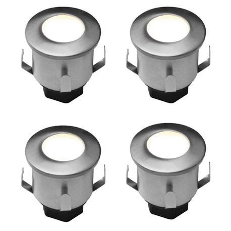Lampy Punktowe Wpuszczane Led 4 Szt Bolthi
