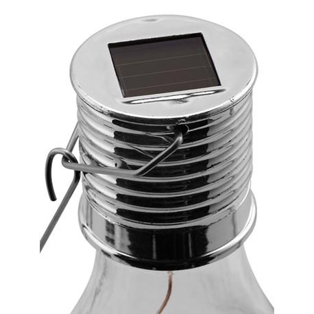 Lampa Solarna 4 Szt Amorficzne Ogniwo Słoneczne Anslut