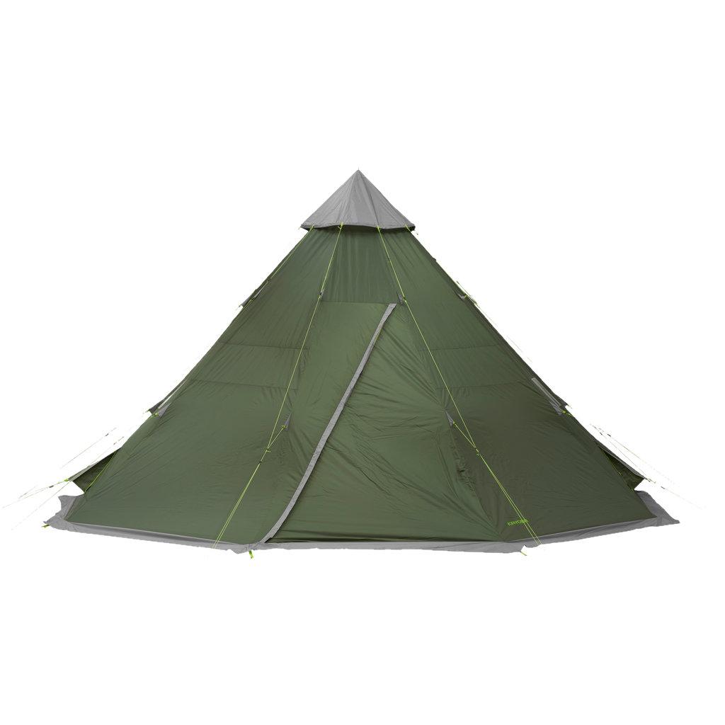 KAYOBA OUTDOOR Namiot dwunastoosobowy tipi