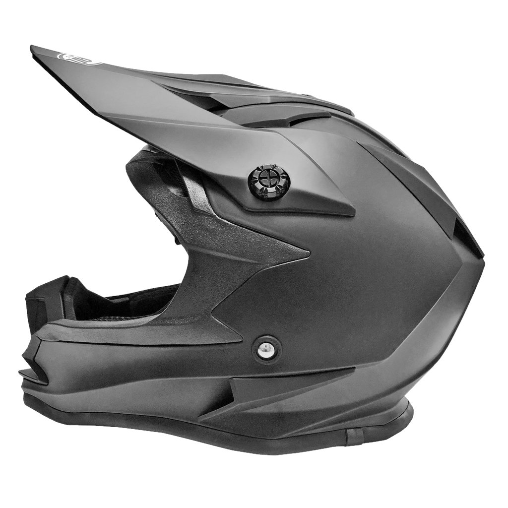 Kask motocyklowy Offroad L (59-60)