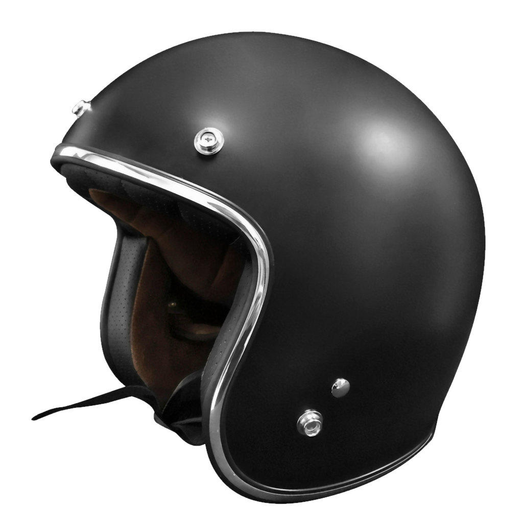 Kask motocyklowy Solid L (59/60)