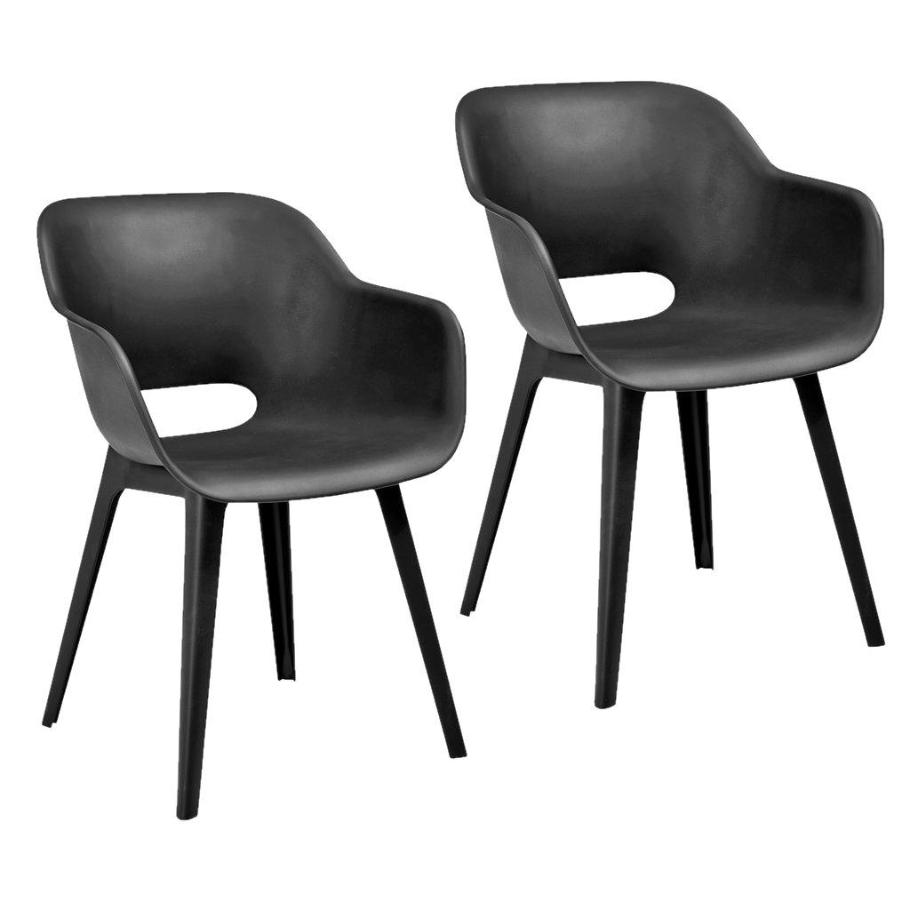 Krzesła akola 2szt.
