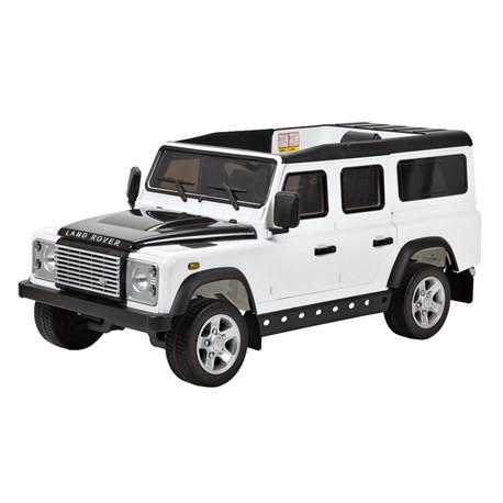 Samochód Elektryczny Land Rover