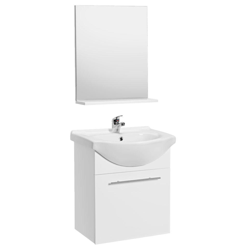 Zestaw szafek łazienkowych - Jula