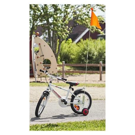 Chwalebne Flaga rowerowa   Rowerek będzie bardziej widoczny   KAYOBA ZR85