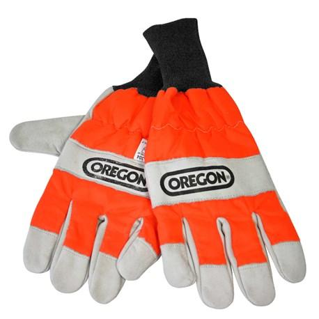 acf8d5135163d5 Rękawice ochronne dla pilarzy | OREGON | Jula