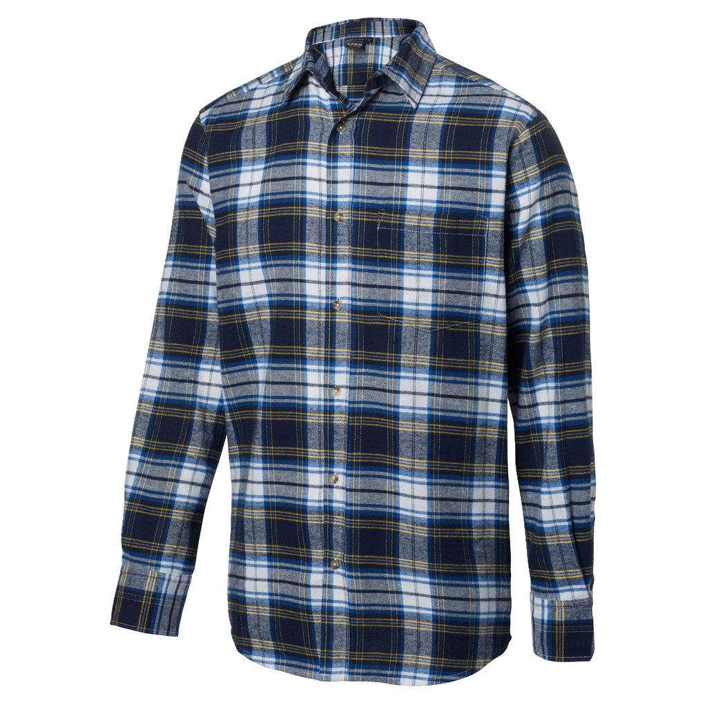 Koszula flanelowa | BLUE WEAR | Jula