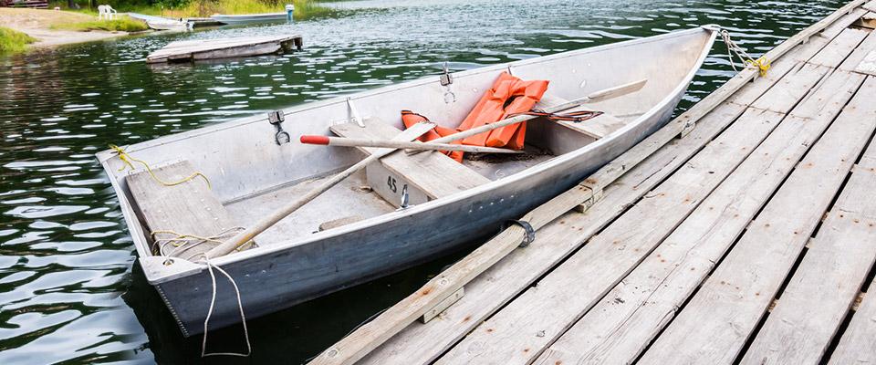Obowiązkowe Wyposażenie łodzi Wędkarskiej I Motorowej